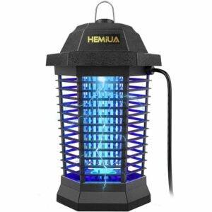The Best Indoor Bug Zapper Options: HEMIUA Bug Zapper for Outdoor and Indoor, Waterproof
