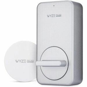 The Best Keyless Door Lock Options: WYZE Lock WiFi & Bluetooth Enabled Smart Door Lock