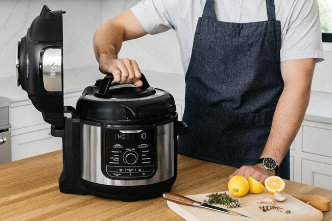 The Best Large Air Fryer Option