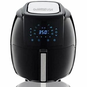 The Best Large Air Fryer Options: GoWISE USA 1700-Watt 5.8-QT 8-in-1 Digital Air Fryer