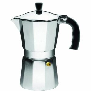 The Best Moka Pot Options: IMUSA USA Aluminum Stovetop 6-cup Espresso Maker