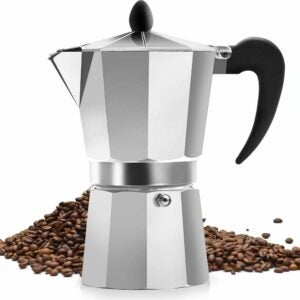 The Best Moka Pot Options: Zulay Kitchen Classic Stovetop Espresso Maker