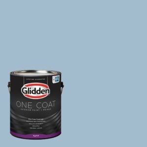 The Best One Coat Paint Options: Glidden Interior Paint + Primer One Coat