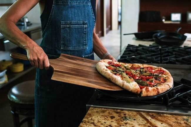 The Best Pizza Peel Option