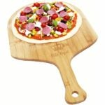 The Best Pizza Peel Option: Pizza Royale Ethically Sourced Premium Natural Bamboo