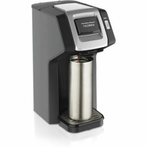 The Best Pod Coffee Maker Options: Hamilton Beach 49974 FlexBrew Coffee Maker