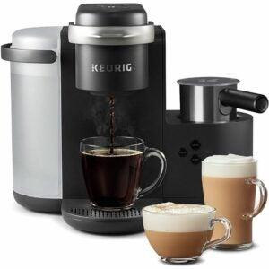 The Best Pod Coffee Maker Options: Keurig K-Cafe Coffee Maker, Single-Serve K-Cup Pod