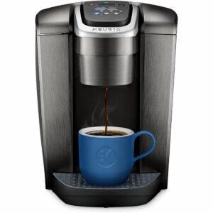 The Best Pod Coffee Maker Options: Keurig K-Elite Coffee Maker K-Cup Pod Coffee Brewer