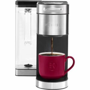 The Best Pod Coffee Maker Options: Keurig K-Supreme Plus Coffee Maker K-Cup Pod Brewer