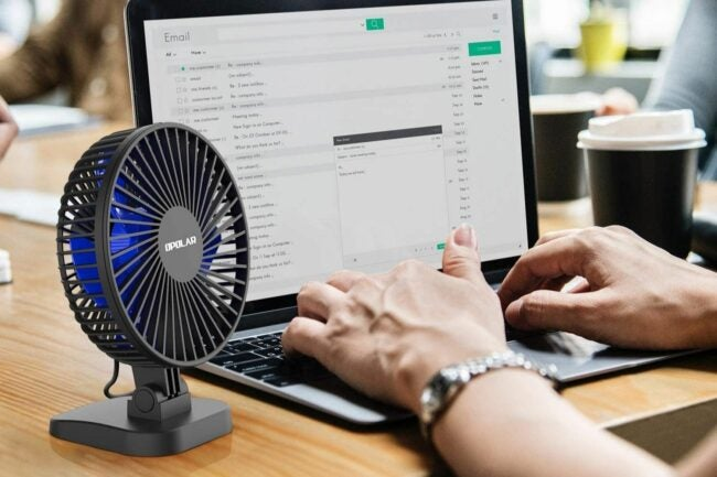 The Best Portable Fan Option