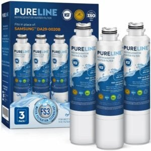 The Best Refrigerator Water Filter Options: Pureline DA29-00020B Water Filter Replacement