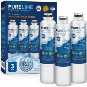 The Best Refrigerator Water Filter Options: Pureline DA29-00020B Water Filter Replacement