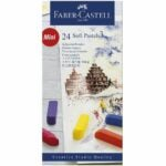 The Best Soft Pastels Options: Faber-Castell FC128224 Creative Studio Soft Pastel