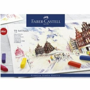The Best Soft Pastels Options: Faber-Castell FC128272 Creative Studio Soft Pastel