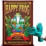 The Best Soil For Growing Vegetables Option: Fox Farm Happy Frog Organic Indoor Potting Soil Mix