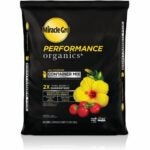 The Best Soil For Growing Vegetables Option: Miracle-Gro Performance All Purpose Container Mix
