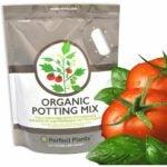 生长蔬菜最好的土壤选项:完美植物有机室内灌封混合所有植物