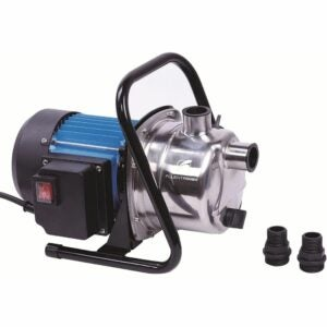 The Best Sprinkler Pump Option: FLUENTPOWER 1 HP Stainless Steel Lawn Sprinkling Pump