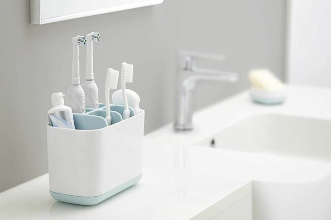 The Best Toothbrush Holder Option
