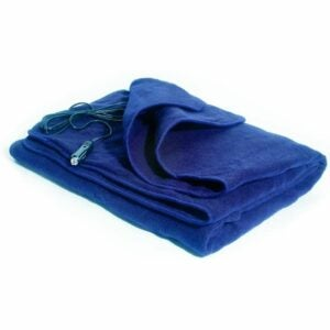 The Best Travel Blanket Options: MAXSA 20013 Large Heated Travel Blanket