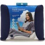 The Best Travel Blanket Options: Travelrest 4-in-1 Premier Class Travel Blanket