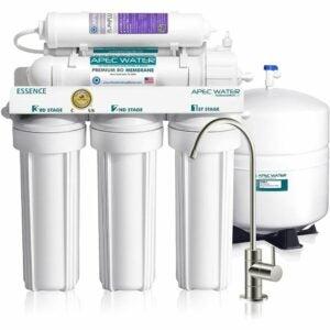 最好的下沉水过滤器选项:APEC水系统ROES-PH75精华系列