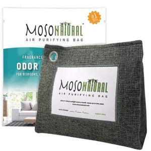 The Best Bamboo Charcoal Air Purifier Bags Options: MOSO NATURAL The Original Air Purifying Bag 600g
