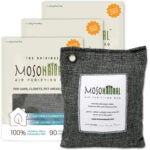 The Best Bamboo Charcoal Air Purifier Bags Options: MOSO NATURAL The Original Air Purifying Bag