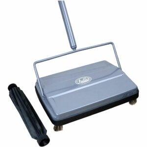 The Best Carpet Sweeper Options: Fuller Brush Electrostatic Carpet & Floor Sweeper