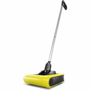 The Best Carpet Sweeper Options: Eyliden Carpet Sweeper, Hand Push Carpet Sweepers
