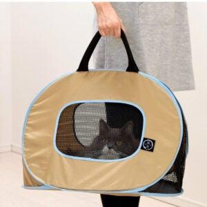 The Best Cat Carrier Options: Necoichi Portable Ultra Light Cat Carrier