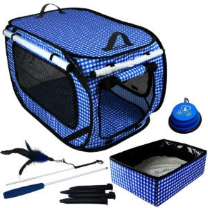 The Best Cat Carrier Options: Pet Fit For Life Extra Large