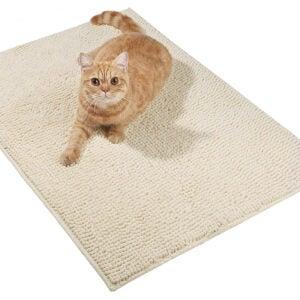 The Best Cat Litter Mat Options: Vivaglory Litter Box Mat