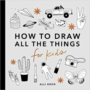 最好的绘图书选项:所有的东西:如何为孩子们绘制书籍