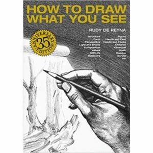 最好的绘图书选项:如何画出你所看到的