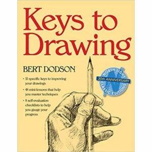 最佳绘画书籍选择:绘画的关键