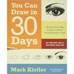 最好的画册选择:你可以在30天内画画