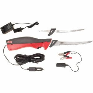 The Best Electric Fillet Knife Options: Berkley Electric Fillet Fishing Knife