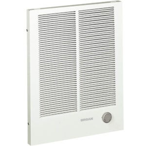 The Best Electric Wall Heater Options: Broan-NuTone, White 198 High Capacity Wall Heater
