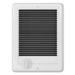 The Best Electric Wall Heater Options: Cadet Com-Pak Electric Wall Heater with Thermostat
