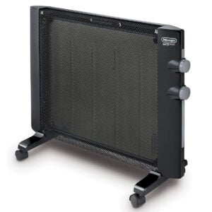 The Best Electric Wall Heater Options: De'Longhi Mica Thermic Panel Heater