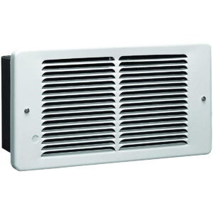 The Best Electric Wall Heater Options: KING PAW2422-W PAW Electric Wall Heater