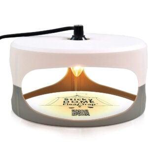 The Best Flea Trap Options: ASPECTEK - Trapest Sticky Dome Flea Bed Bug Trap with 2 Glue Discs