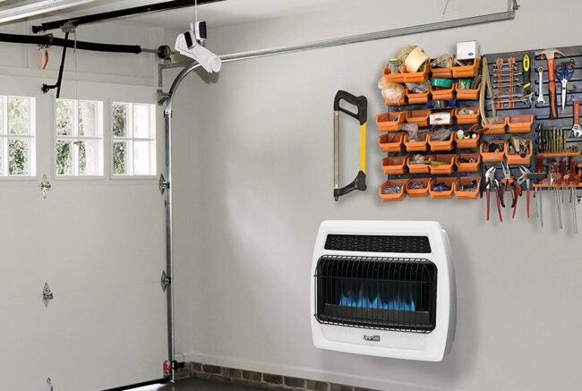 Best Gas Garage Heater Options
