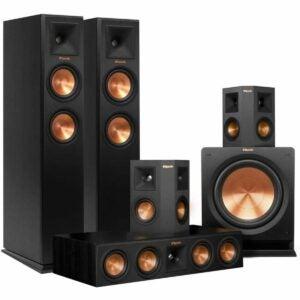 The Best Floor Standing Speakers Options: Klipsch 5.1 RP-250 Reference Premiere Speaker Package