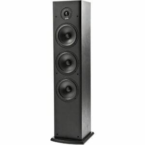 The Best Floor Standing Speakers Options: Polk Audio T50 Home Theater Floor Standing Speaker