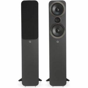 The Best Floor Standing Speakers Options: Q Acoustics 3050i Floorstanding Speaker Pair