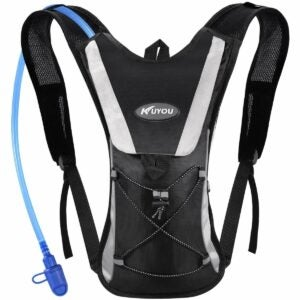 The Best Hydration Pack Options: KUYOU Hydration Pack with 2L Hydration Bladder