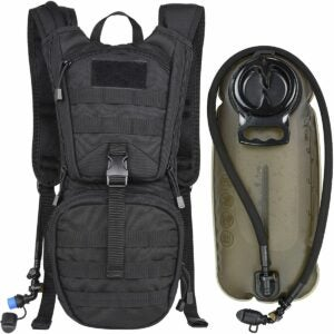 The Best Hydration Pack Options: MARCHWAY Tactical Molle Hydration Pack