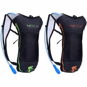 The Best Hydration Pack Options: Neboic 2Pack Hydration Backpack Pack with 2L Bladder